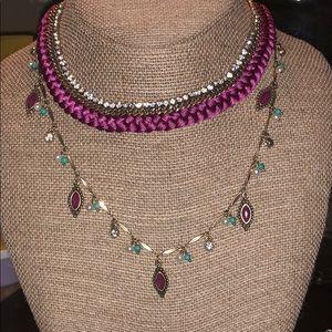Jaipur Dangle Necklace